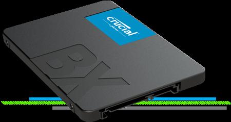 DISCO SSD SATA 120GB CRUCIAL BX500DISCO SSD SATA 120GB CRUCIAL BX500