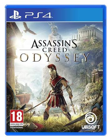 JUEGO PS4 BOX ASSASSIN'S CREED: ODYSSEY