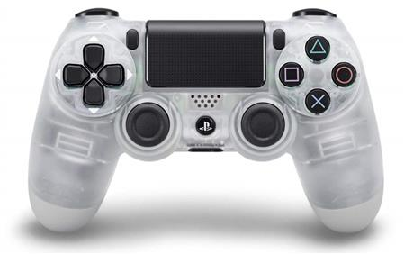 JOYSTICK GAMEPAD SONY DUALSHOCK PS4 CRYSTAL