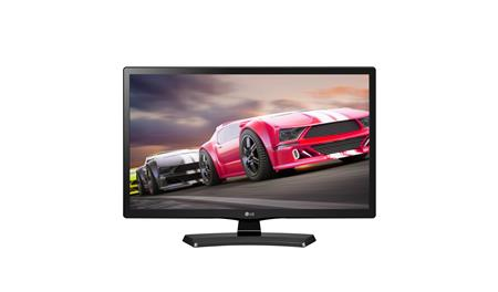 "MONITOR TV 24"" LG 24MT49DF-PS HD HDMI RCA USB"