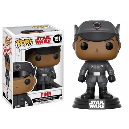FIGURA FUNKO POP STAR WARS X FIN 191