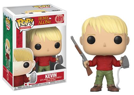 FIGURA FUNKO POP HOME ALONE KEVIN 491