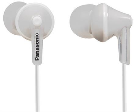 AURICULAR S/MIC INEAR PANASONIC RP-HJE125-PPW WHITE