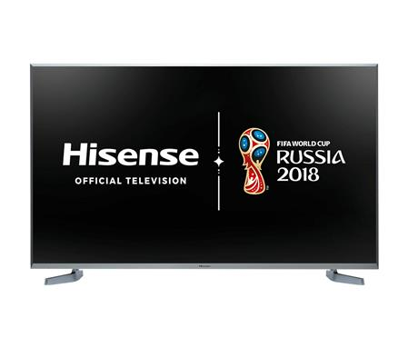 "TV LED SMART 43"" HISENSE HLE4317RTU 4K UHD ULTRA HD HDR"