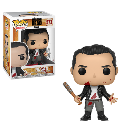 FIGURA FUNKO POP TELEVISION WALKING DEAD ORIGINAL NEGAN 573