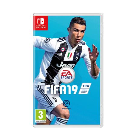 JUEGO NINTENDO SWITCH BOX FIFA 19
