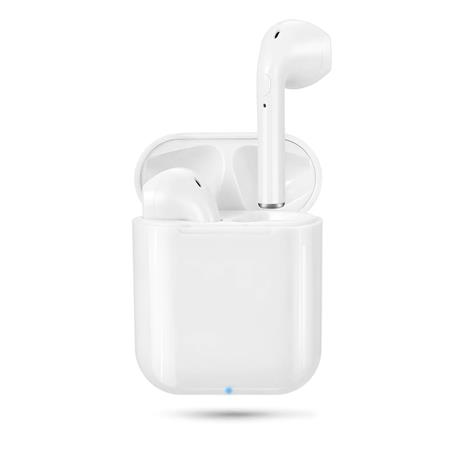 AURICULAR WIRELESS C/MIC EARBUD TWS I9S SIMIL AIRPODS IPHONE 7 8 PLUS X ANDROID BLUETOOTH