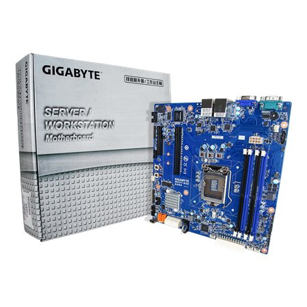 MOTHER SERVER GIGABYTE MX31-BS0 E3 LGA1151 1200 V5 C232 DDR4 PCIE MICROATX