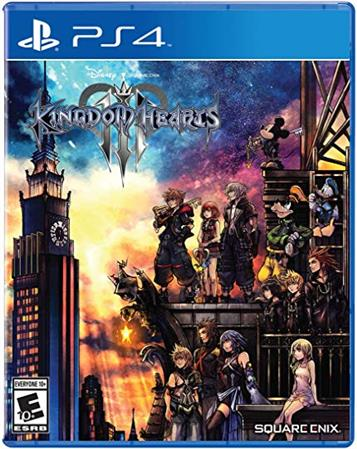 JUEGO PS4 BOX KINGDOM HEARTS III
