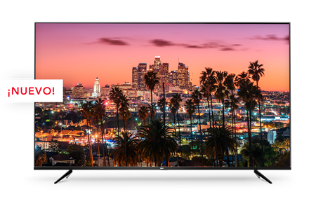"TV LED SMART 50"" RCA X50UHD 4K TDA HDMI NETFLIX"
