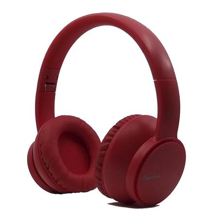 AURICULAR WIRELESS C/MIC VINCHA HARRISON SP-KJA980D BLUETOOTH RED