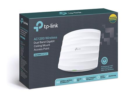ROUTER TP-LINK ARCHER EAP320 AC1200 WIRELESS GIGABIT