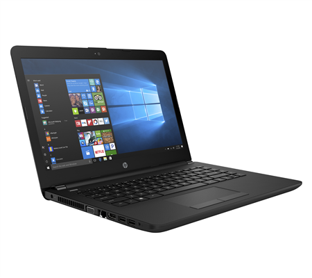 "NOTEBOOK 14"" HP 240 G6 i3-7020U 4GB HD 1TERA ESPAÑOL"