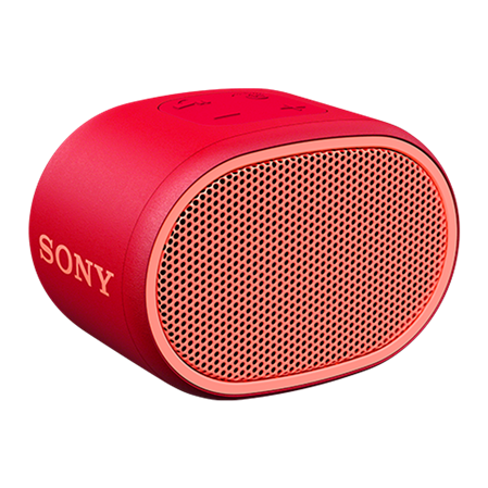 PARLANTE PORTATIL SONY SRS-XB01 EXTRA BASS BLUETOOTH RED