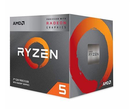 MICRO AMD RYZEN 5 3400G 3.7GHZ PRESICION BOOST 4.2GHZ COOLER WRAITH SPIRE AM4MICRO AMD RYZEN 5 3400G 3.7GHZ PRESICION...