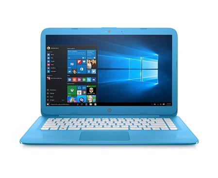 "NOTEBOOK 14"" HP STREAM N4000 4GB 32GB WIN 10 AQUA BLUE"