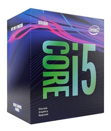 MICRO INTEL CORE I5 9400 4.1GHZ COFFEE LAKE 1151MICRO INTEL CORE I5 9400 4.1GHZ COFFEE LAKE...