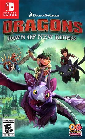 JUEGO NINTENDO SWITCH BOX DRAGONS DAWN OF NEW RIDERS