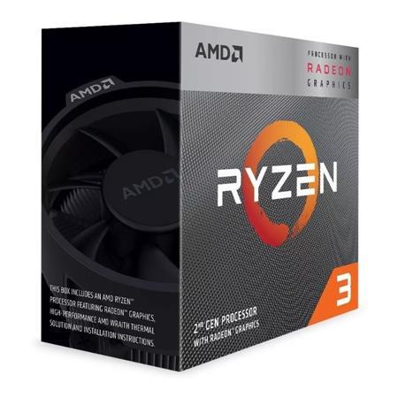 MICRO AMD RYZEN 3 3200G 3.6GHZ PRESICION BOOST 4.0GHZ AM4 C/RADEON VEGA 8MICRO AMD RYZEN 3 3200G 3.6GHZ PRESICION...