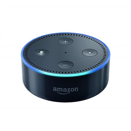PARLANTE AMAZON ECHO DOT (2 GEN) ALEXA BLUETOOTH WIFI AUDIO LINE OUT