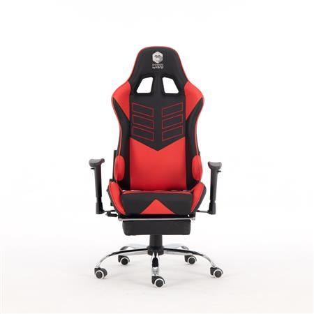 SILLA GAMER DOOKU KJ-D488TA (BLACK & RED) CUEROSILLA GAMER DOOKU KJ-D488TA (BLACK & RED)...