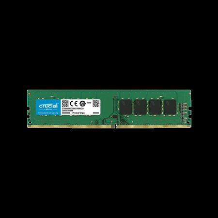 MEMORIA DDR4 16GB 2666 CRUCIALMEMORIA DDR4 16GB 2666 CRUCIAL
