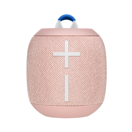 PARLANTE PORTATIL LOGITECH UE WONDERBOOM II BLUETOOTH OUTDOOR JUST PEACH PINK