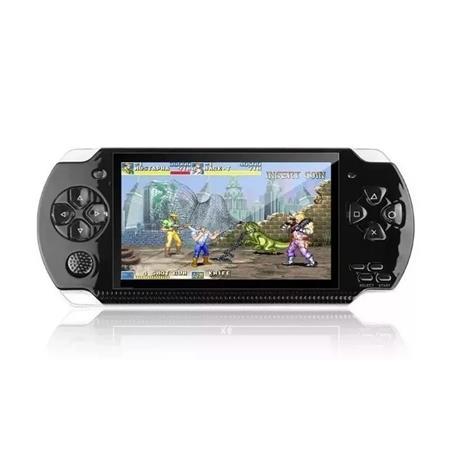 CONSOLA KANJI PSP-X6 CAMARA 8GB MAS DE 1000 JUEGOSCONSOLA KANJI PSP-X6 CAMARA 8GB MAS DE 1000...