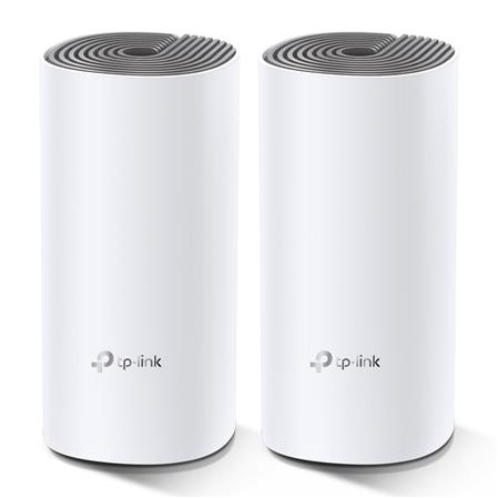 ROUTER TP-LINK DECO E4 (PACK DE 2) AC1200 WIRELESS MESH SYSTEM