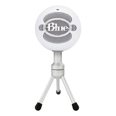 MICROFONO BLUE SNOWBALL ICE USB WHITE 988-000070
