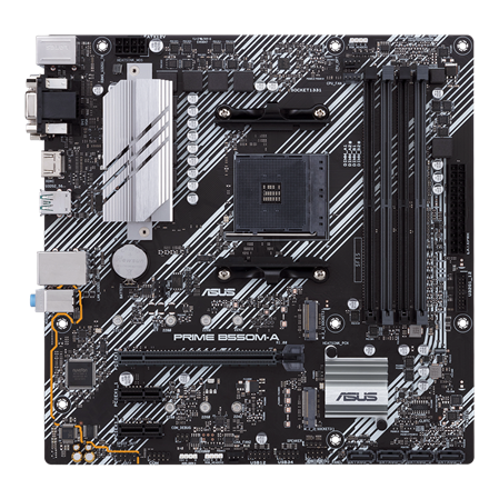 MOTHERBOARD ASUS PRIME B550M-A (WI-FI) AM4