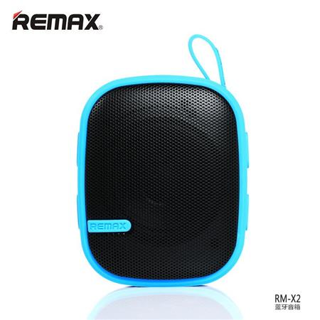 PARLANTE BLUETOOTH REMAX SMART SPEAKER RB-X2 AZUL