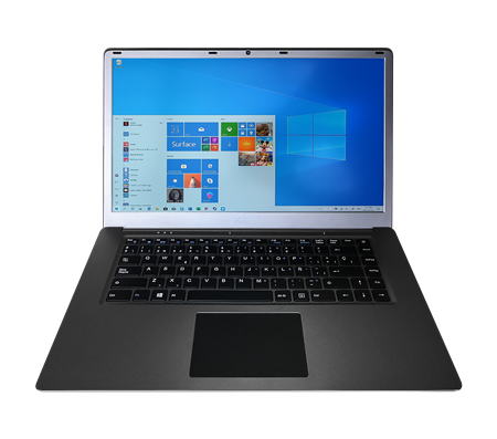 "NOTEBOOK 15"" KANJI TAMURA PLUS Z8350 4GB EMMC 64GB HD WIN 10"